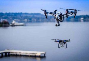 DRONE İLE FOTOĞRAF ÇEKİMİ