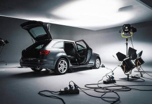Audi A4 Otomobil Çekimi