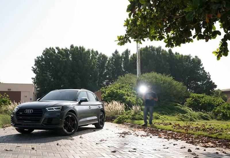 Audi Fotoğraf Çekimi