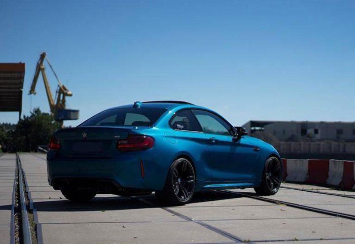 BMW Çekimi