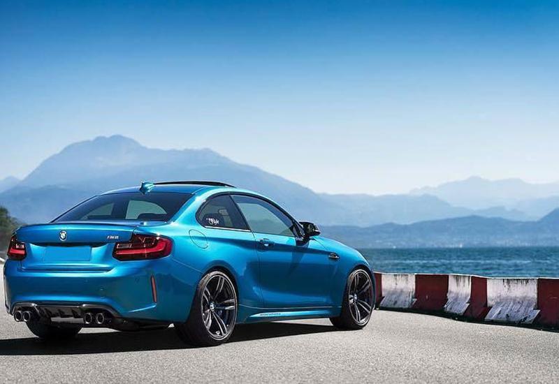 BMW Otomobil Çekimi