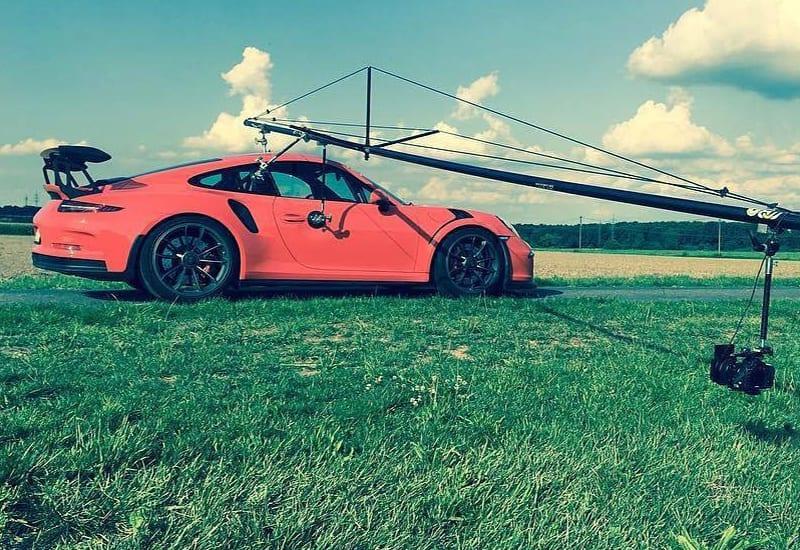Dino Porsche Otomobil Fotoğraf Çekimi