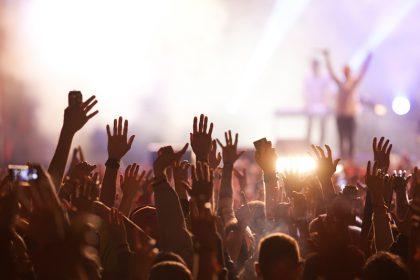 Konser Fotoğraf Çekimi