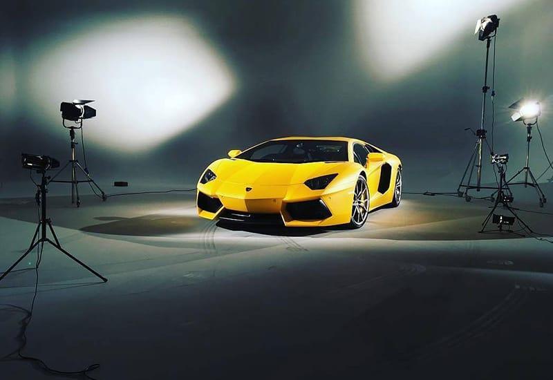Lamborghini Otomobil Çekimi