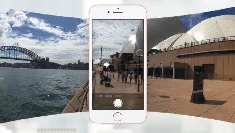 Facebook 360 Derece Fotoğraf Kullanımı