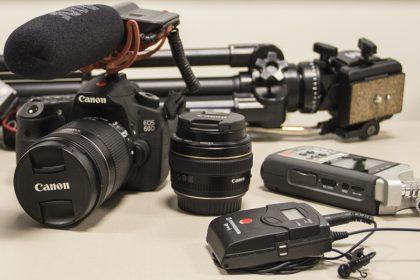 Video Çekmek İçin Kullanılan Araçlar