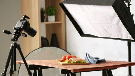 Yemek Fotoğraf Çekimi