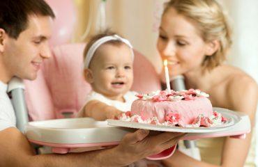 Doğum Gününde Fotoğraf Çekimi