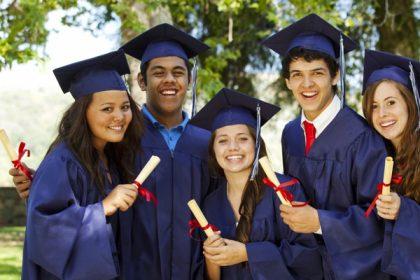 Okul Diploma Töreni Çekimi