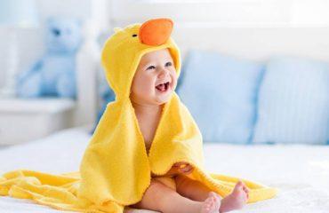 Bebek fotoğraf konsepti