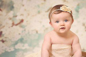 Bebek Fotoğraf Pozları