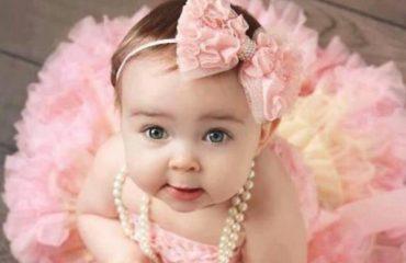 Kız Bebek Fotoğraf Çekimi