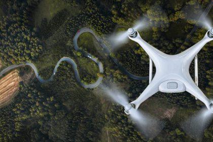 Drone ile Havadan Çekim